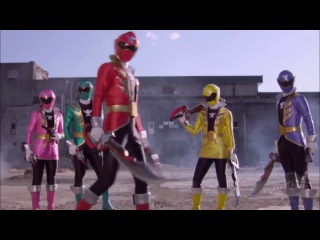 Power Rangers Super Megaforce 01 | ������� ��������� ����� ���� ����! 01 ����� 21 �����